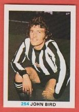 Newcastle United John Bird